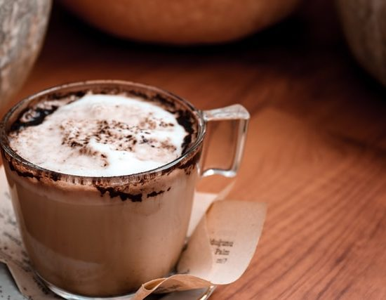 Indescribable hot chocolate